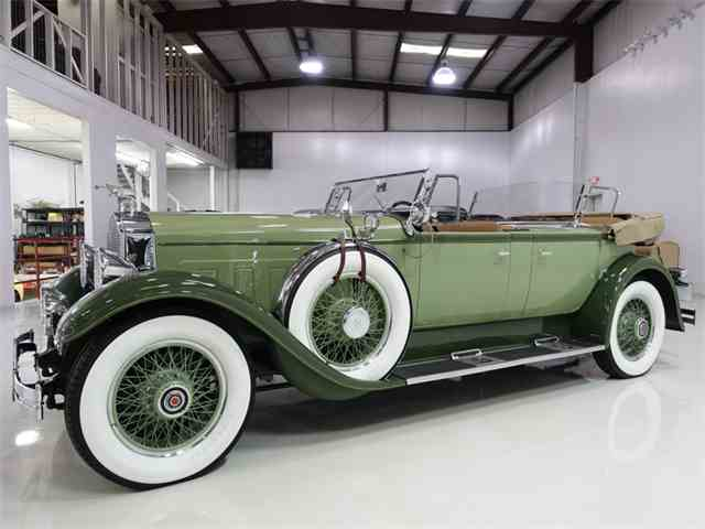 Picture of Classic 1929 Packard Deluxe located in MISSOURI Offered by Daniel Schmitt & Co. - MRYH