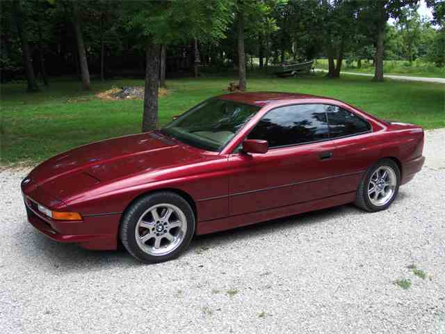 Picture of '91 BMW 850 - MRYK