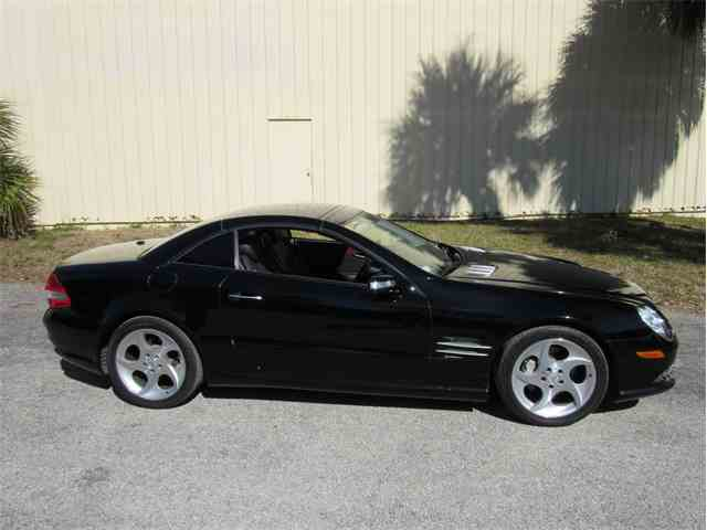 Picture of '08 SL55 - MRYR