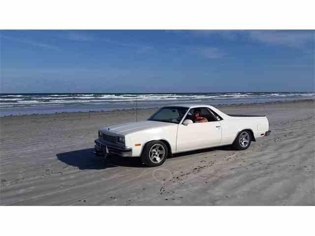 Picture of '86 Chevrolet El Camino located in Lakeland FLORIDA Auction Vehicle - MRZB