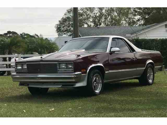 Picture of '86 Chevrolet El Camino Offered by Carlisle Auctions - MRZD