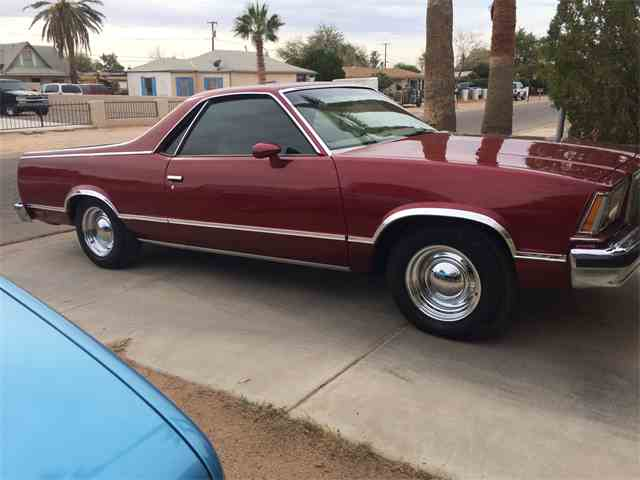 Picture of '79 El Camino - MRZK