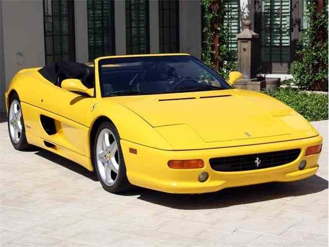 Picture of '95 Ferrari 355 located in FLORIDA Offered by Premier Auction Group - MS06