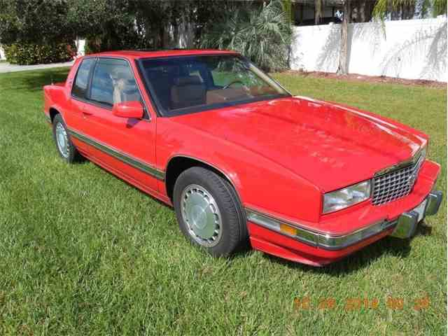 Picture of 1991 Eldorado located in FLORIDA Offered by Premier Auction Group - MS0A