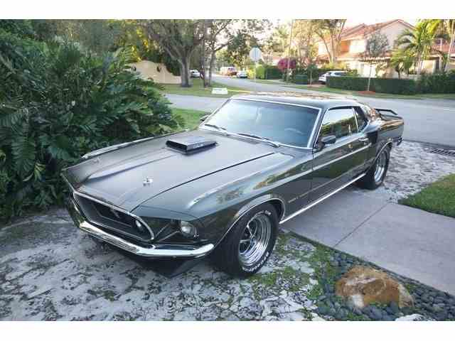 Picture of '69 Mustang Mach 1 - MS0C