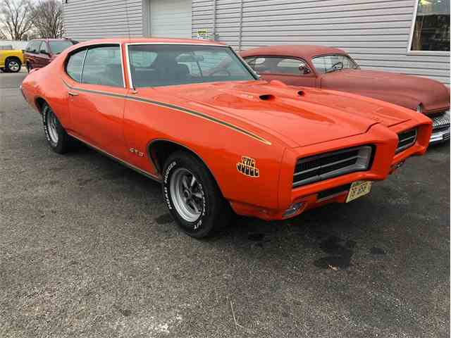 Picture of '69 GTO Judge Coupe - MS0W