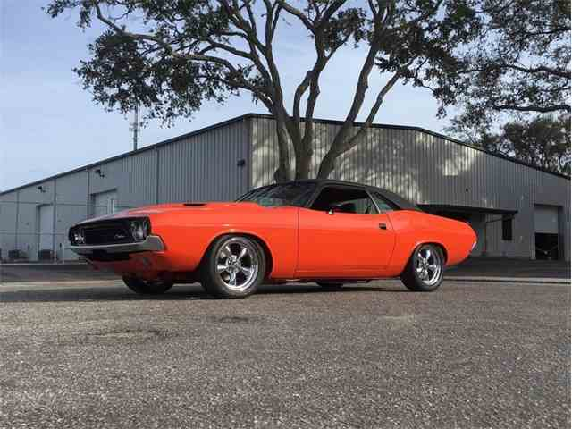 Picture of 1972 Dodge Challenger 440 Hardtop Offered by Premier Auction Group - MS12