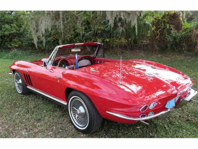 Picture of '66 Corvette 427 Roadster - MS1L