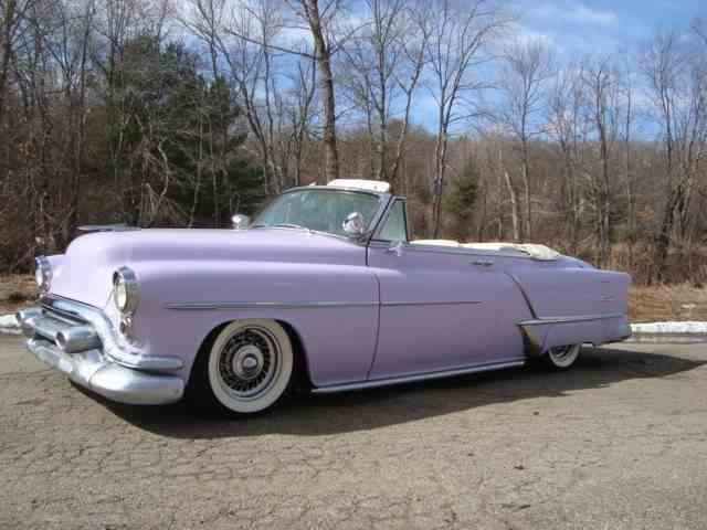 Picture of '53 88 Custom Convertible - MS1S