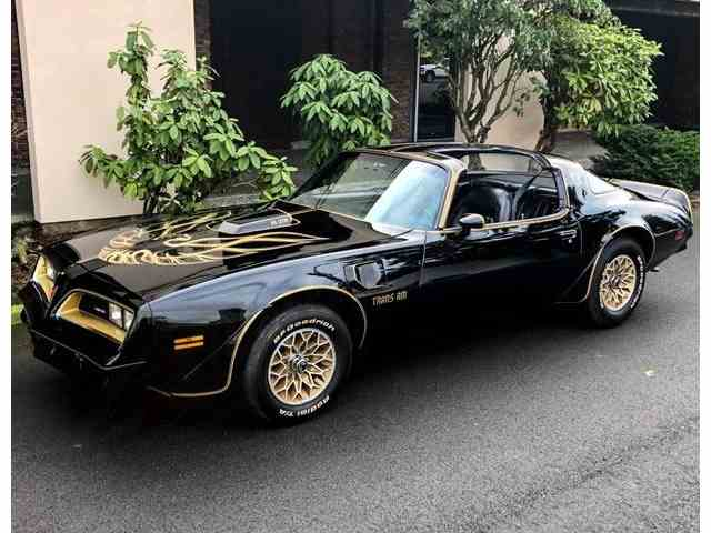 Picture of '77 Firebird Trans Am - MS2A