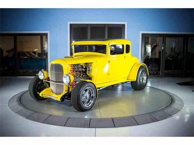 Picture of '30 5-Window Coupe - MQ4B