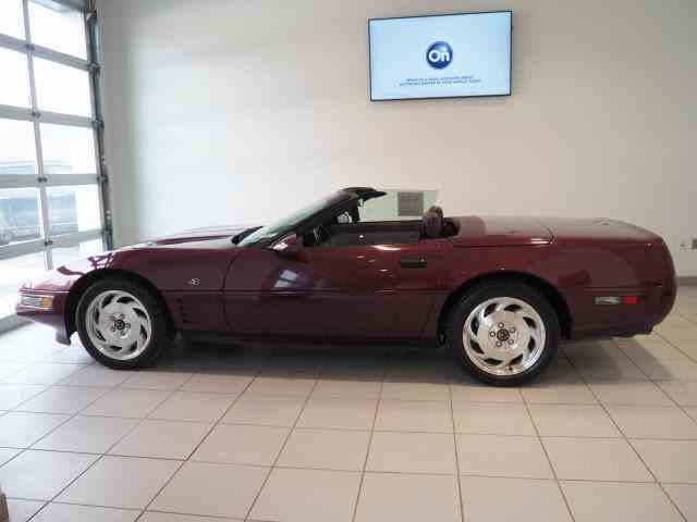 Picture of 1993 Chevrolet Corvette 40th Anniversary Convertible Offered by Unique Specialty And Classics - MS32