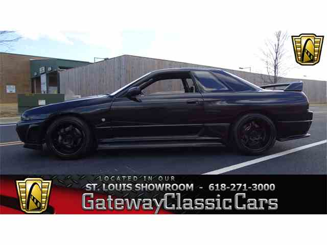 Picture of '91 Nissan Skyline Offered by Gateway Classic Cars - St. Louis - MS35