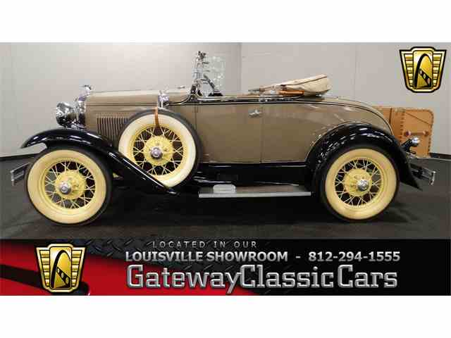 Picture of '31 Roadster - MS36