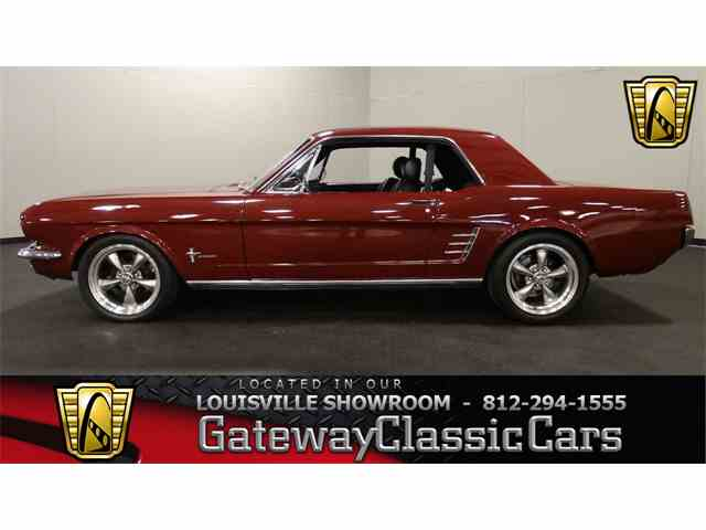 Picture of '66 Mustang - MS3F