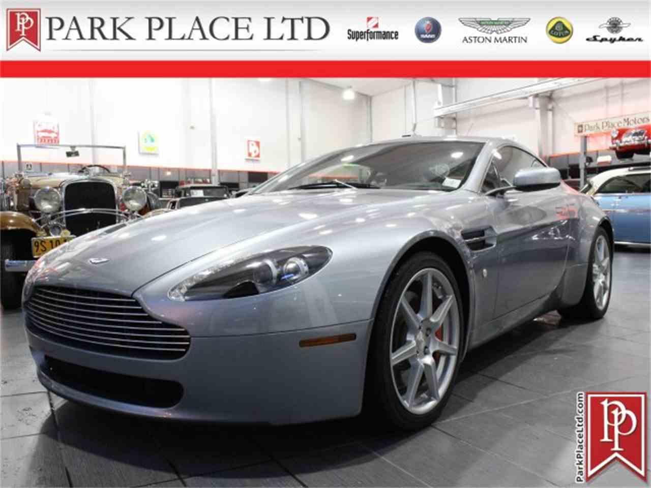 2007 Aston Martin Vantage for Sale   ClassicCars.com   CC-1062856