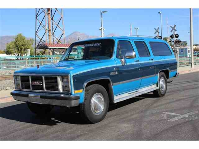 Picture of '88 Suburban - MS4T