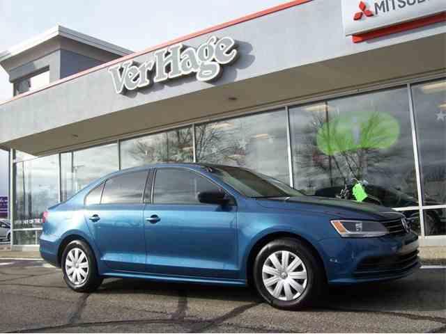 Picture of '15 Volkswagen Jetta located in Michigan - $11,395.00 - MS50