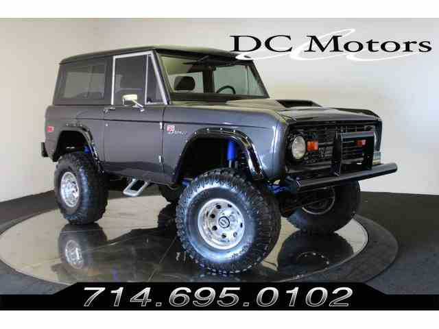 Picture of '70 Bronco - MS56