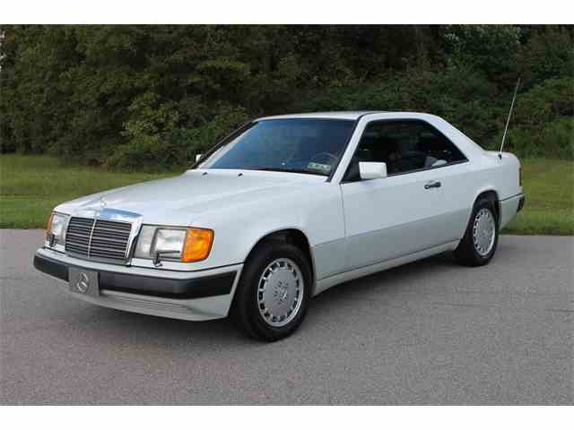 Picture of '91 300 CE Coupe located in FLORIDA Auction Vehicle Offered by Premier Auction Group - MS5A
