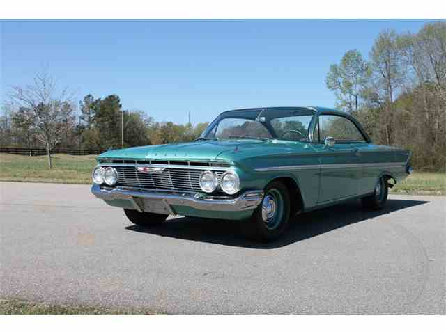 Picture of '61 Bel Air 409 Hardtop - MS5E