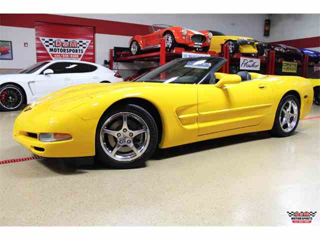 Picture of '04 Corvette - MS5H