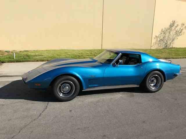 Picture of '73 Corvette - MS5P