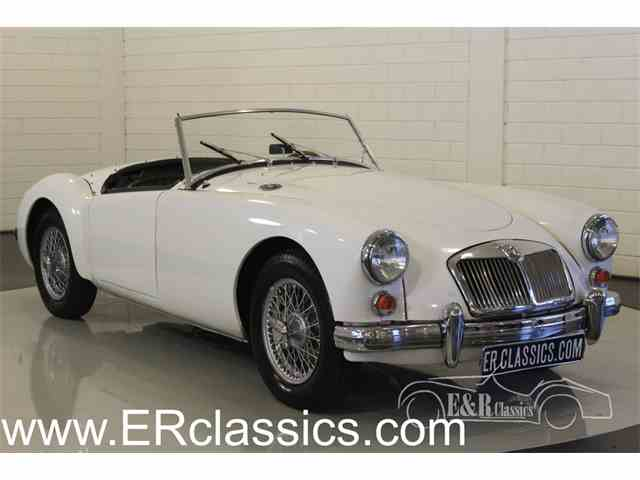 Picture of '61 MGA - MS6T