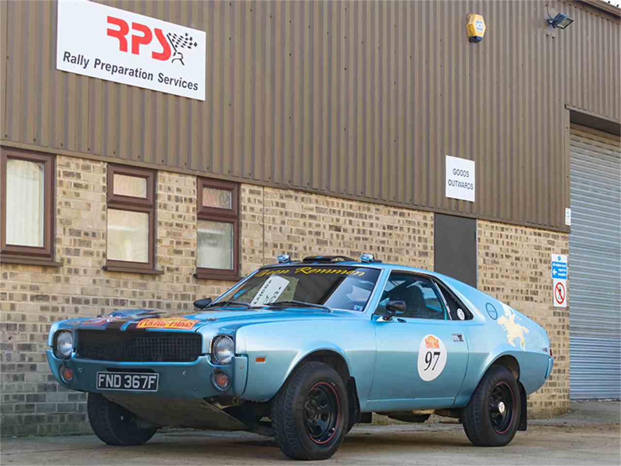 Classic amc for sale on classiccars picture of 68 amx ms6w sciox Image collections