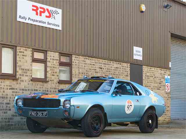 Picture of Classic 1968 AMX - MS6W