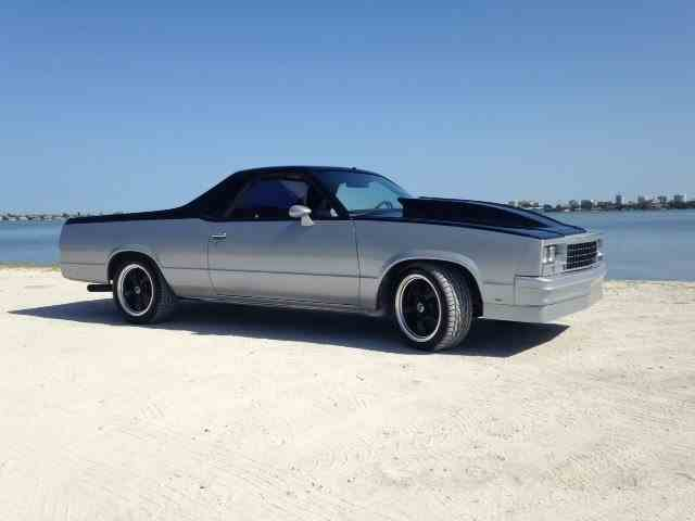 Picture of 1984 El Camino Auction Vehicle Offered by GAA Classic Cars Auctions - MPWJ