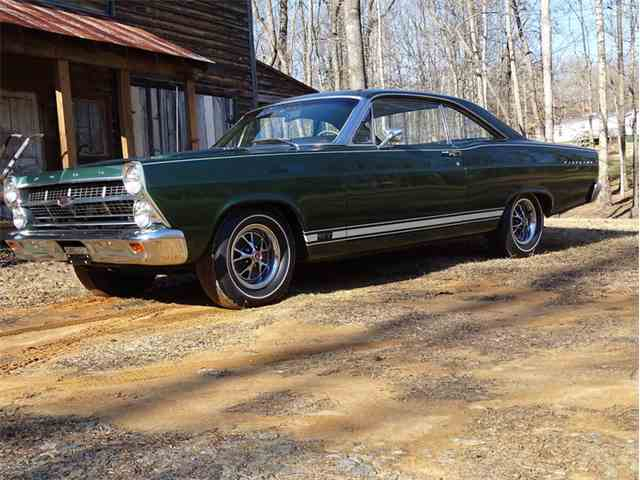 Picture of '67 Fairlane - MQ4Y