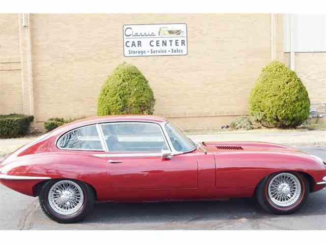 Picture of '68 XK - MSAW
