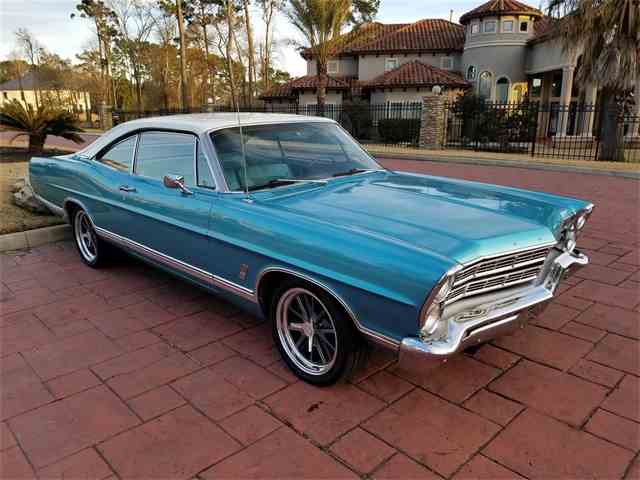 Picture of '67 Galaxie 500 - MSAX