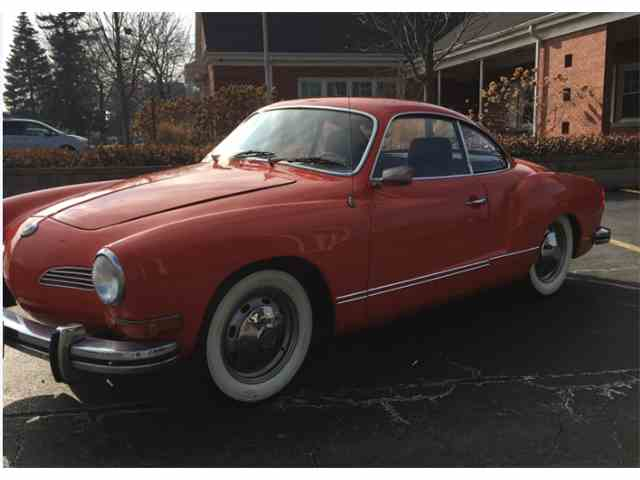 Picture of '72 Karmann Ghia - MSAY