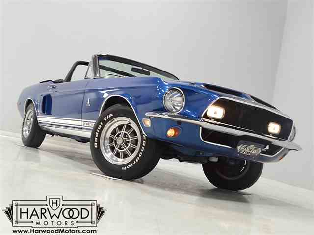 Picture of Classic '68 GT500 located in OHIO - $109,900.00 - MSB6