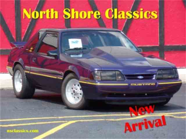 Picture of 1990 Mustang located in Illinois - $13,500.00 Offered by North Shore Classics - MSB7