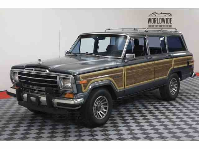 Picture of '88 Grand Wagoneer - MSB8
