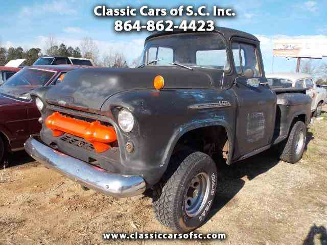 Picture of '56 1/2 Ton Pickup - MSBA