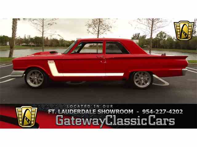 Picture of Classic 1963 Ford Fairlane located in Coral Springs Florida - $35,595.00 Offered by Gateway Classic Cars - Fort Lauderdale - MSBB