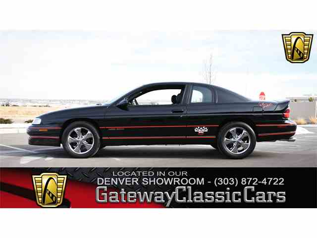Picture of '97 Chevrolet Monte Carlo - $17,995.00 Offered by Gateway Classic Cars - Denver - MSBG