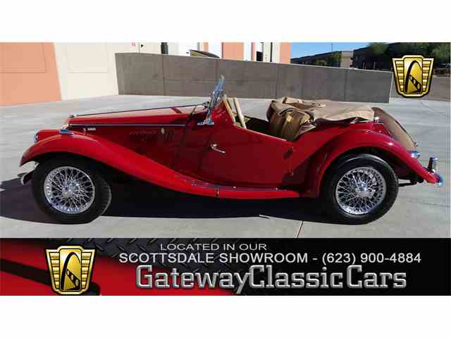 Picture of Classic 1955 TF - $45,995.00 Offered by Gateway Classic Cars - Scottsdale - MSBQ