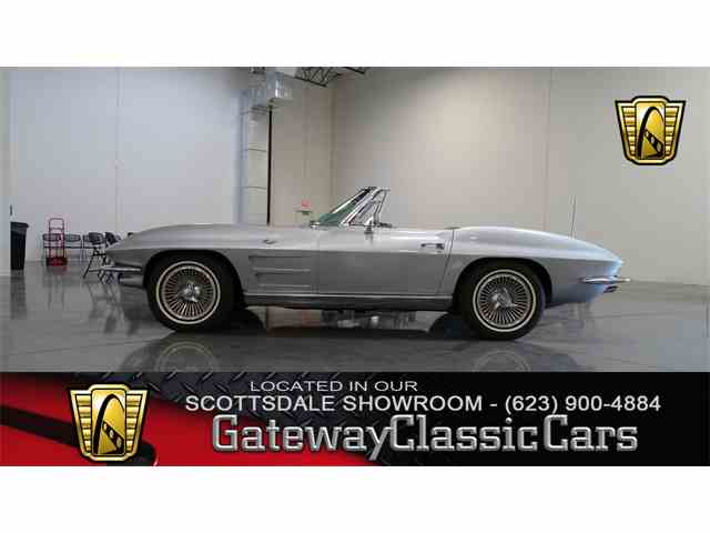 Picture of '63 Corvette - MSBS