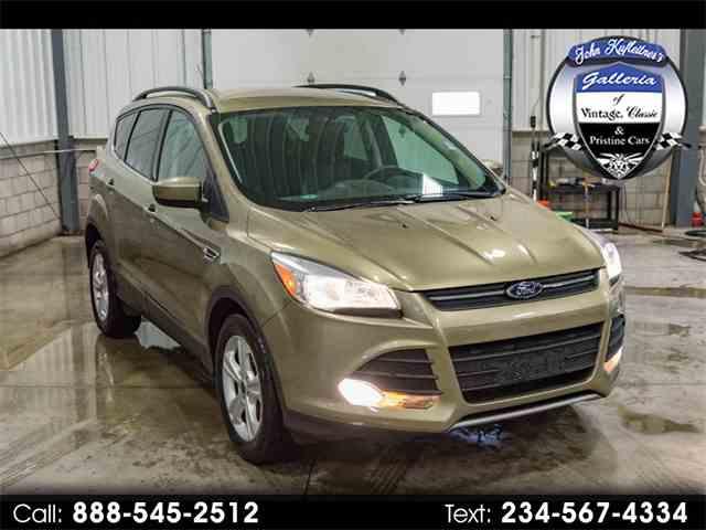 Picture of '14 Ford Escape located in Ohio - $14,800.00 - MSBW
