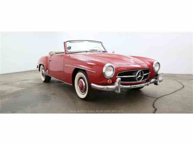 Picture of '60 190SL - MSC5
