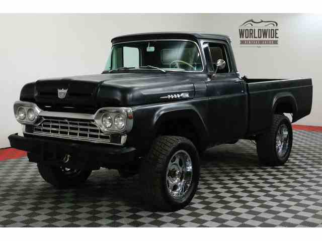 Picture of '60 F100 - MQ59