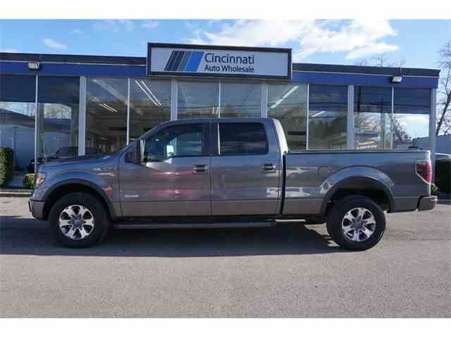 Picture of 2011 F150 located in Ohio Offered by Cincinnati Auto Wholesale - MSCN