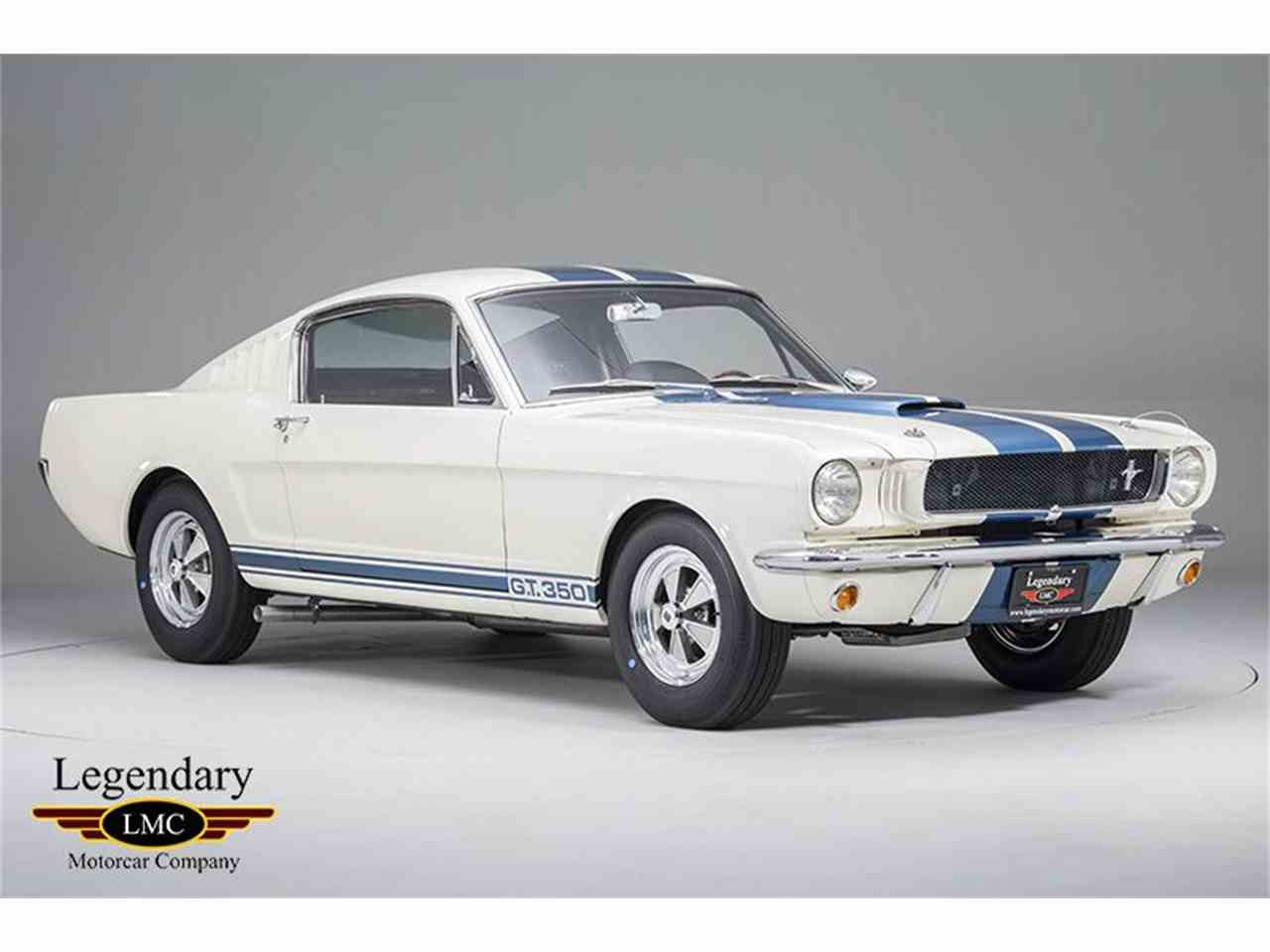 1965 Shelby GT350 for Sale | ClassicCars.com | CC-1063177