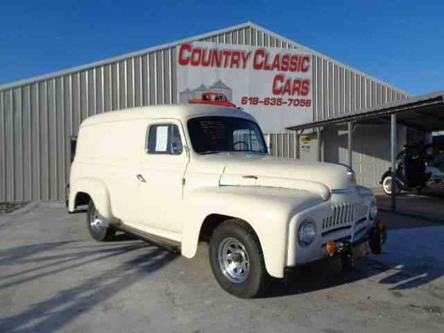 Picture of '52 Panel Truck - MSCW