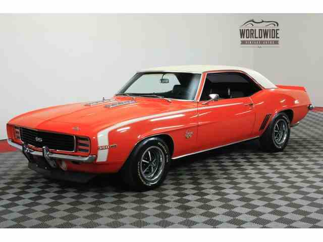 Picture of '69 Camaro - MQ5C